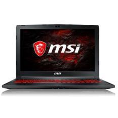 MSI GL62M 7REX-2682SG (I7-7700HQ / 8GB DDR4 / 128GB SSD + 1TB HDD / 4GB NVIDIA 1050TI / 15.6FHD / Win 10
