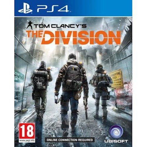 PS4 Tom Clancy's The Division-EUR(R2)(CUSA 01262)