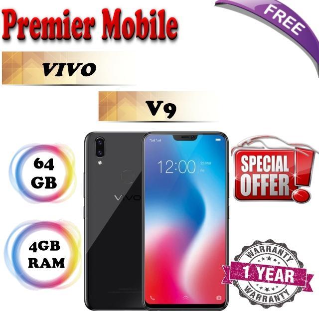Vivo V9 64GB + 4GB RAM (Local)