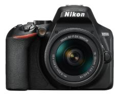 Nikon D3500 DSLR with 18-55mm + UV Filter + Extra Battery + Nikon Promotion