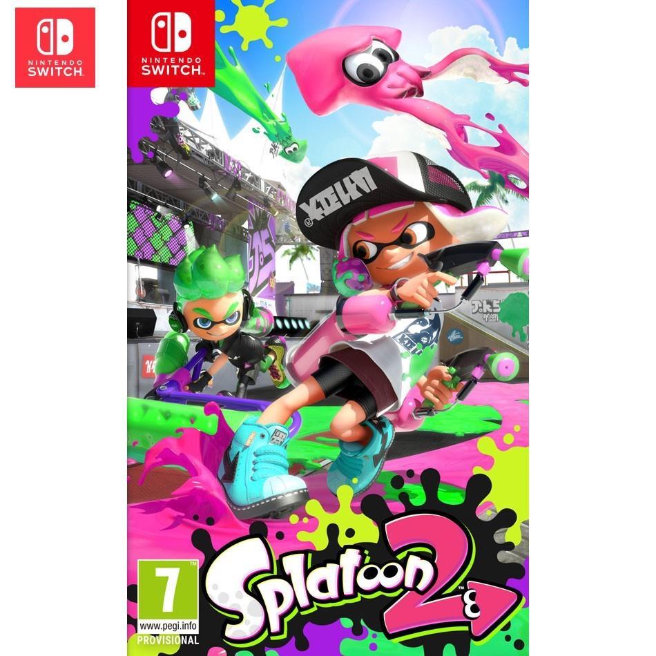 Nintendo Switch Splatoon 2-US (R1)