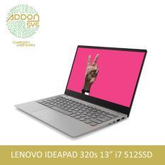 Lenovo IdeaPad 320s 13″ I7 512GB SSD Mineral Grey