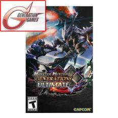 Nintendo Switch Monster Hunter Generations Ultimate (English)