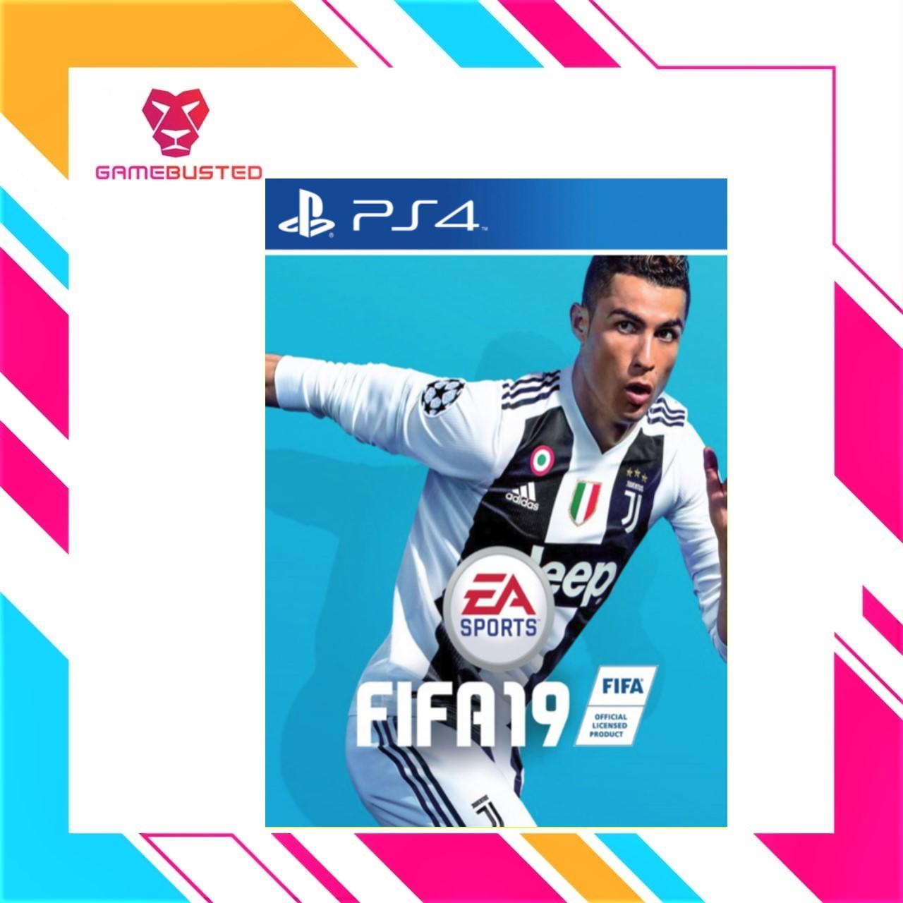 PS4 Fifa 19 (R3)