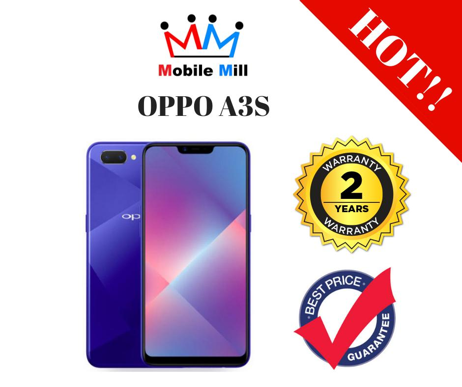 Oppo A3S + Free Gifts (Local Set)