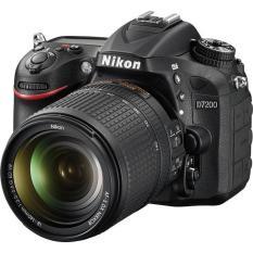 NIKON D7200 KIT (AFS18-140MM)
