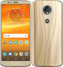 (! Year Local Warranty) Motorola Moto E5 Plus 32GB+3GB Ram (Gold)