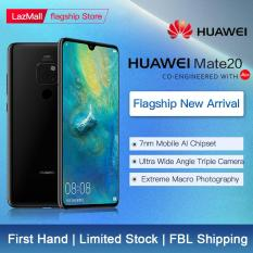 New Arrival Huawei Mate 20 6GB 128GB AI Leica Triple Rear Camera 6.53″ 2244 x 1080P FullView Screen Kirin 980 CPU Android 9 Mobile Phone