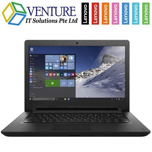 [BRAND NEW] LENOVO IDEAPAD 110-14IBR N3060 4GB 500GB 14
