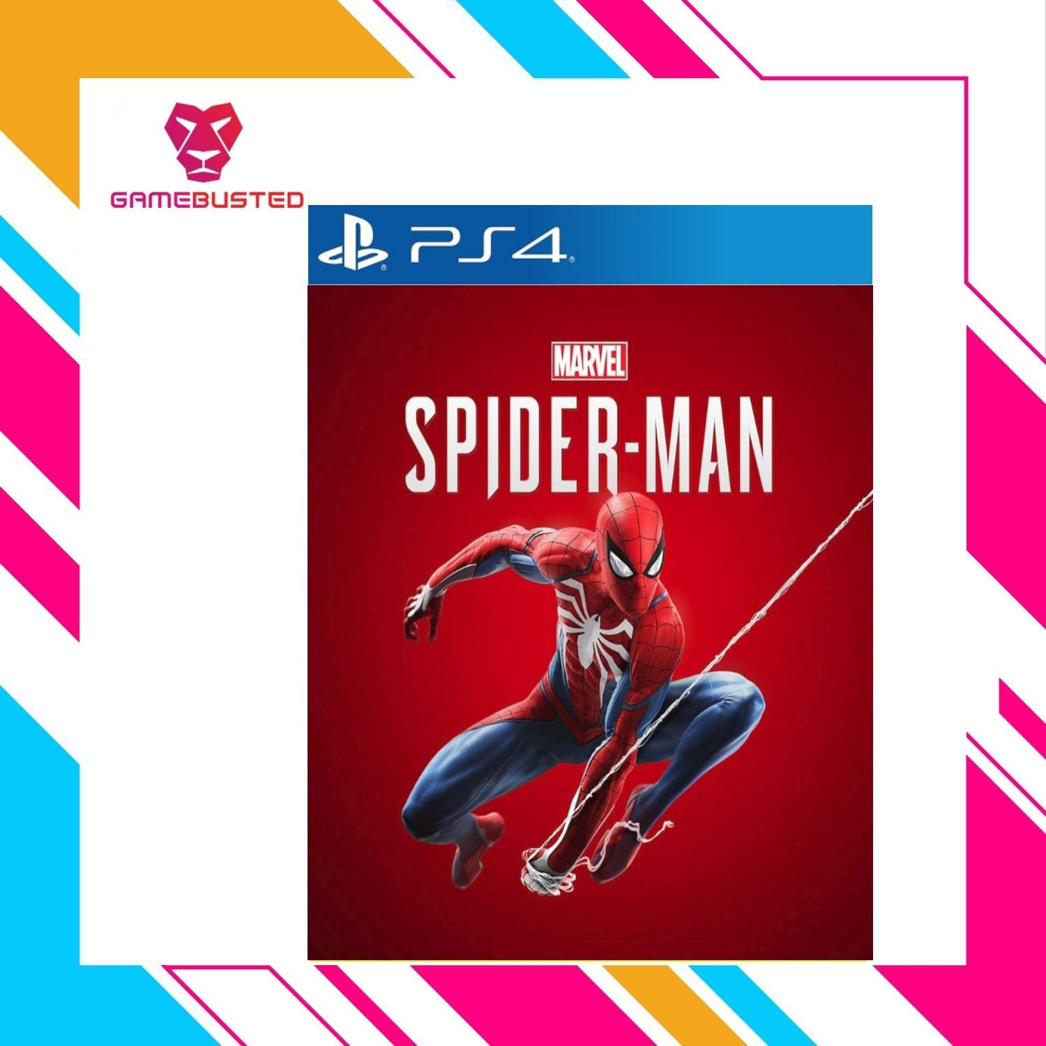 PS4 Marvel's Spiderman (R1-ALL)