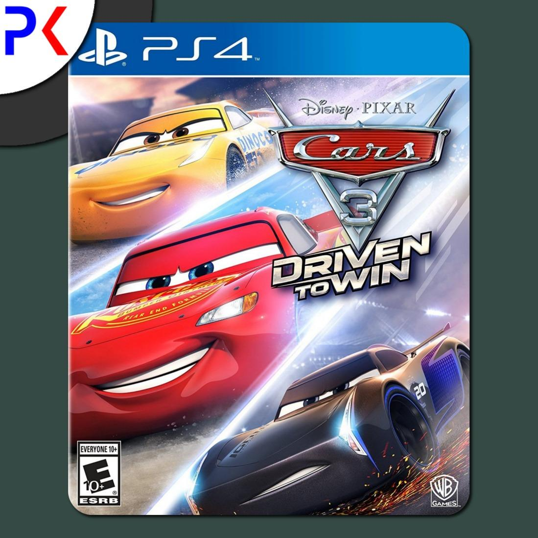 PS4 Cars 3: Driven to Win (R1)