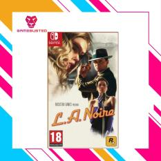 Nintendo Switch L.A. Noire (PAL)