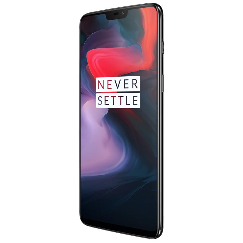 OnePlus 6 A6003 8GB RAM+128GB ROM Mirror Black / Midnight Black / Silk White -SG Brand Official New Local Set