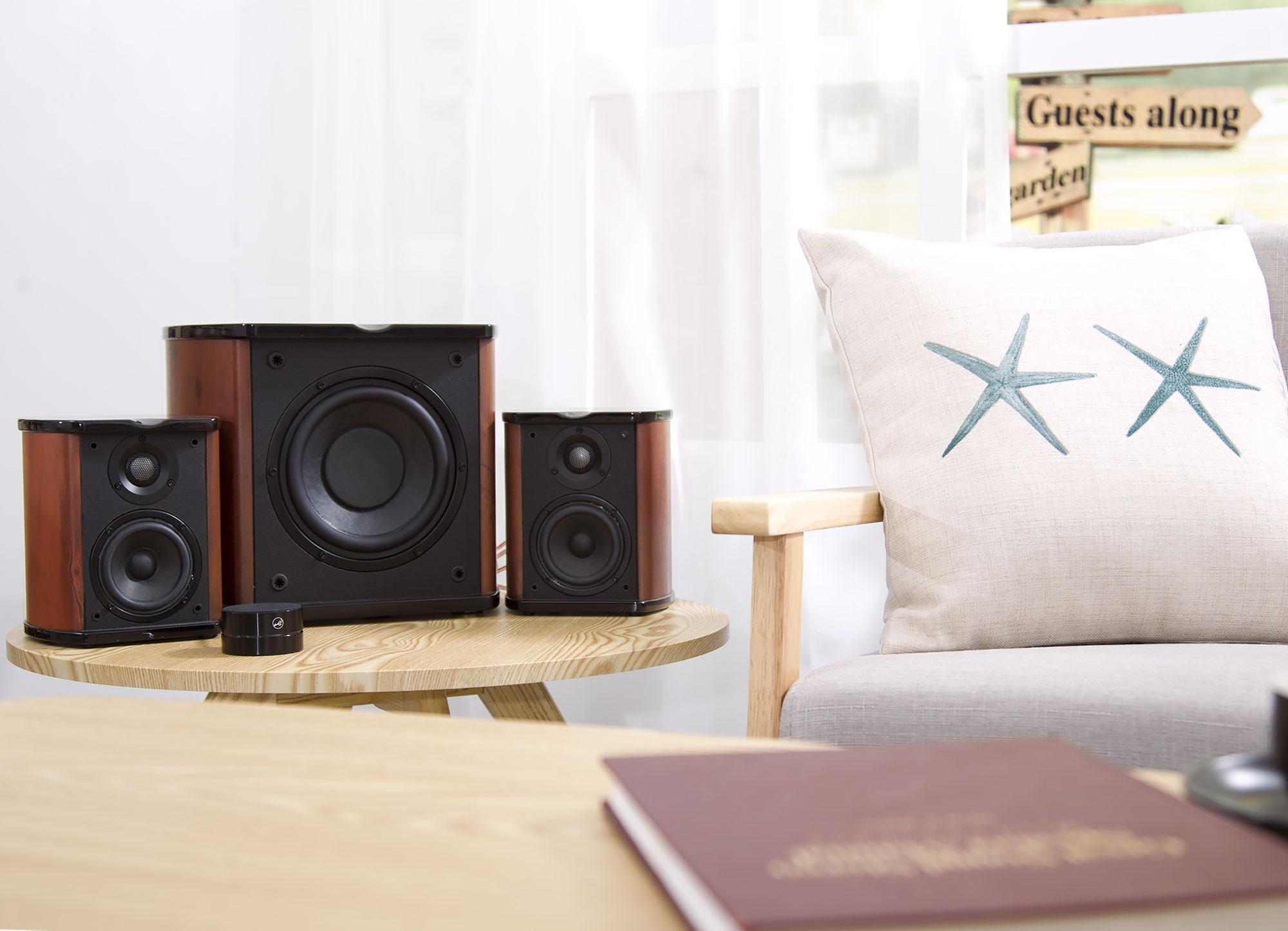 Swans Hivi M50w High End 21 Active Desktop Speakers Daftar Harga Multimedia Speaker Swanspeakers
