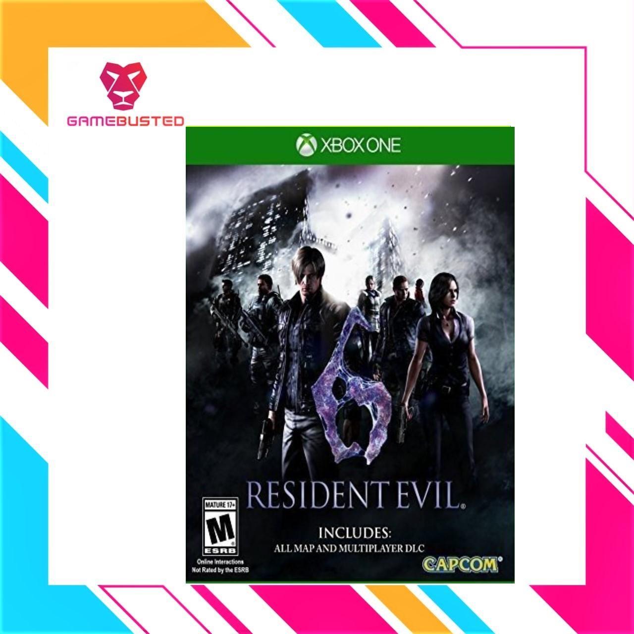 XB1 Resident Evil 6 (NTSC-J)