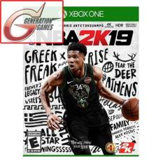 XBOX ONE NBA 2K19 (English)