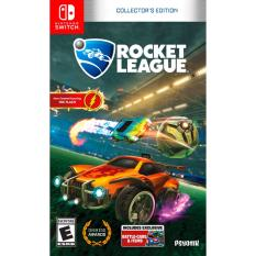 NINTENDO SWITCH ROCKET LEAGUE [COLLECTOR'S EDITION] – (R1)