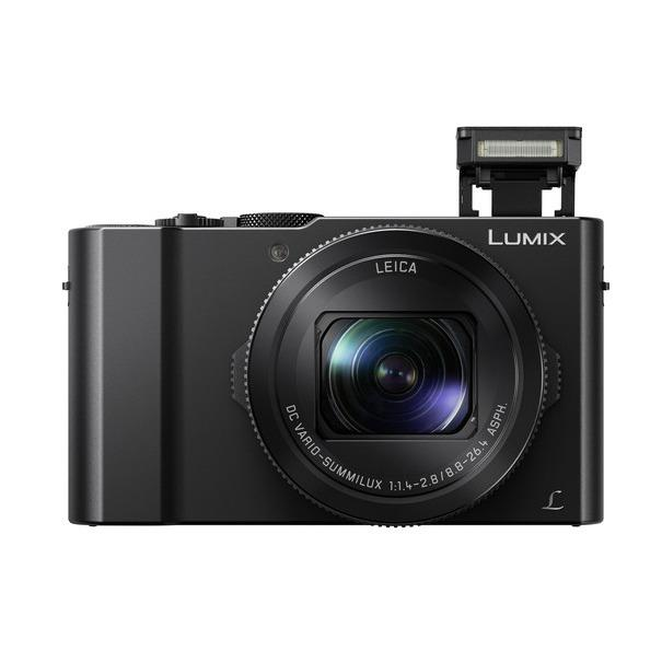 Panasonic Lumix DMC-LX10 Digital Camera (warranty)