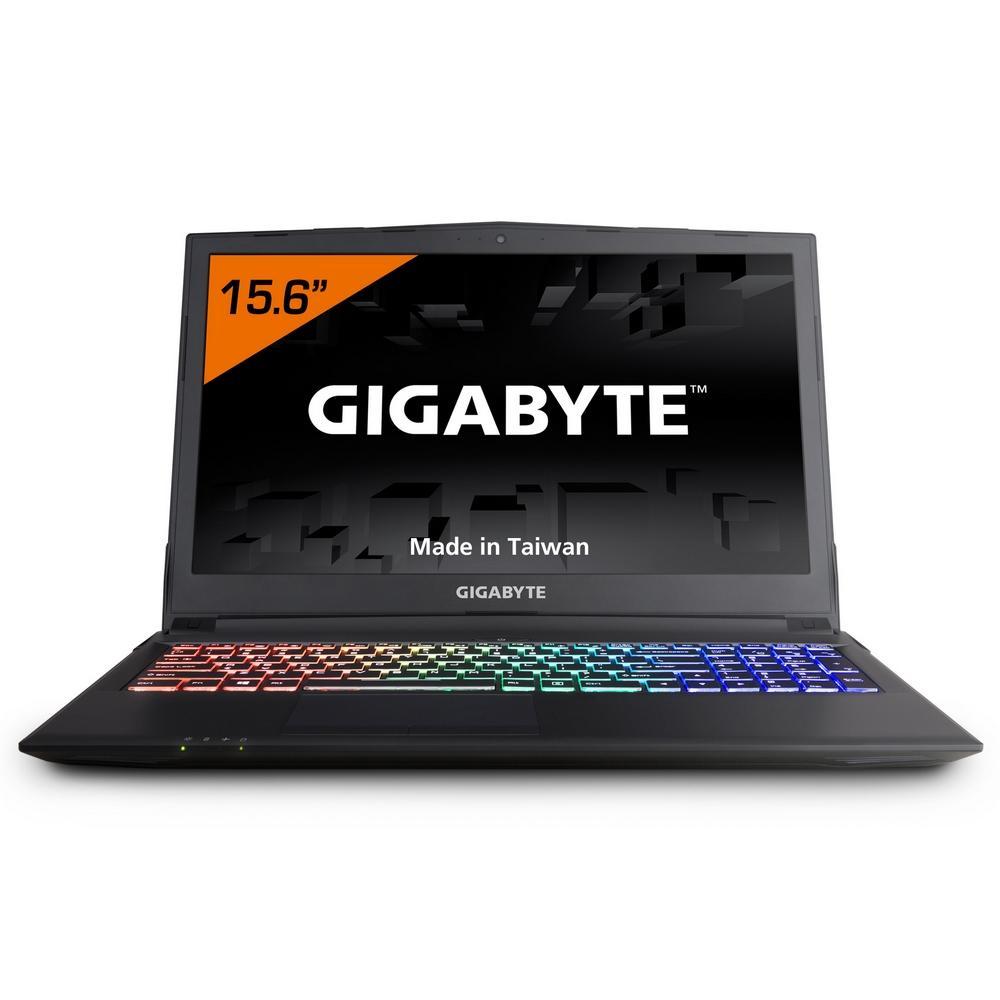 GIGABYTE Sabre 15-W8 Gaming Notebook