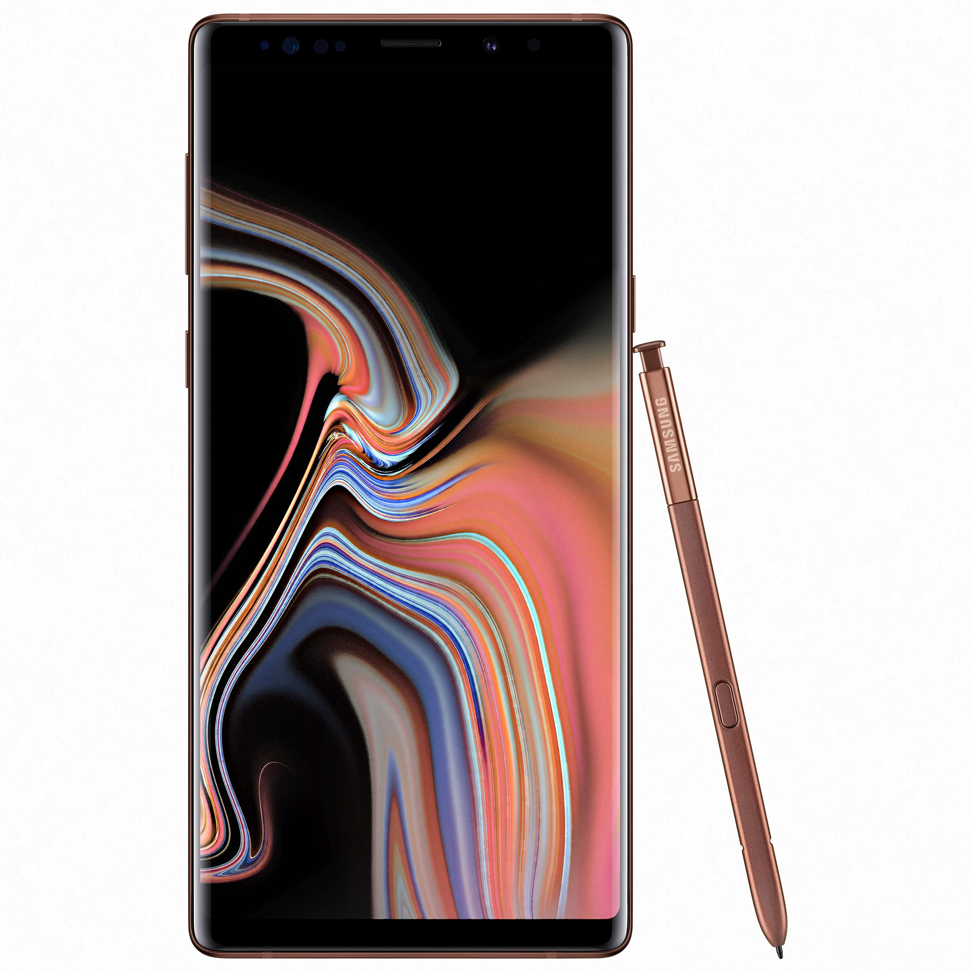 [Telco Set] Samsung Galaxy Note 9 – 1 Year Warranty