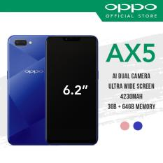 [OPPO Official] OPPO AX5 with 2 Years Warranty Free Xiao Ou Multimedia Speaker