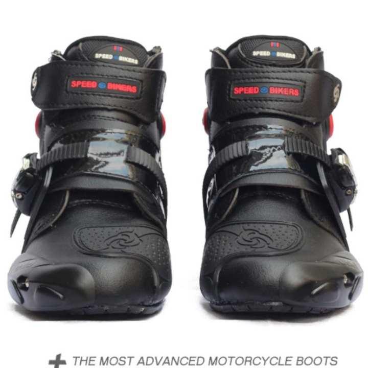 les bottes de de de moto route chaussures bottes courses l'été à court de chaussures chaussures chaussures (couleur et pare - chocs 2cfc51