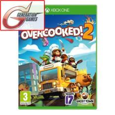 XBOX ONE Overcooked! 2 (English/Chinese)