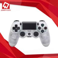 (PS4) Playstation 4 Dualshock 4 Controller (White Crystal)