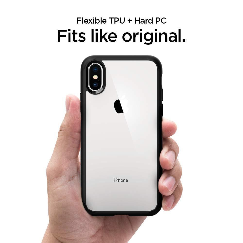Spigen iPhone XS / X Case Ultra Hybrid