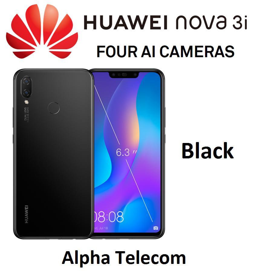 Huawei Nova 3i (4GB RAM/128GB) Singapore Warranty