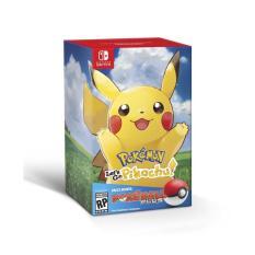 Pre-Order!!!Nintendo Switch Pokémon : Let's go Pikachu + Pokeball Plus Bundle (ship earliest 16th Nov)