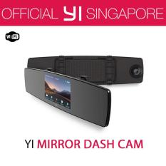 YI Mirror Dash Camera – Dual Dashboard Camera