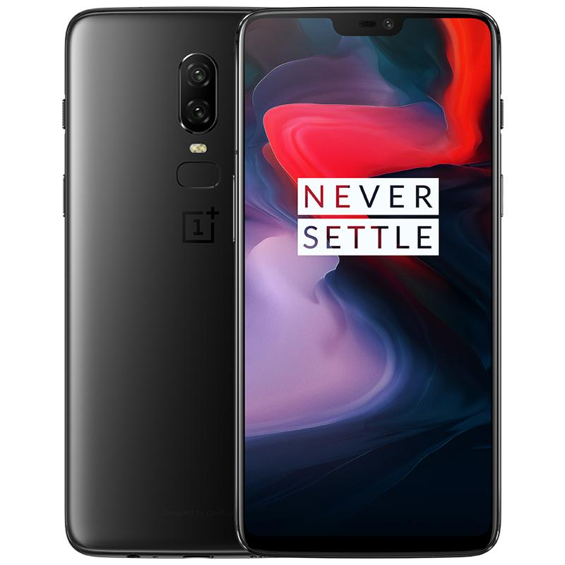OnePlus 6 A6003 Midnight Black (8GB RAM+128GB ROM)