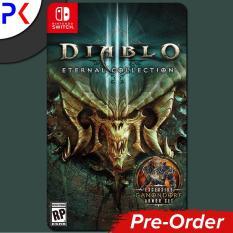 [Pre-Order] Nintendo Switch Diablo III Eternal Collection (Ships Earliest 2 November)