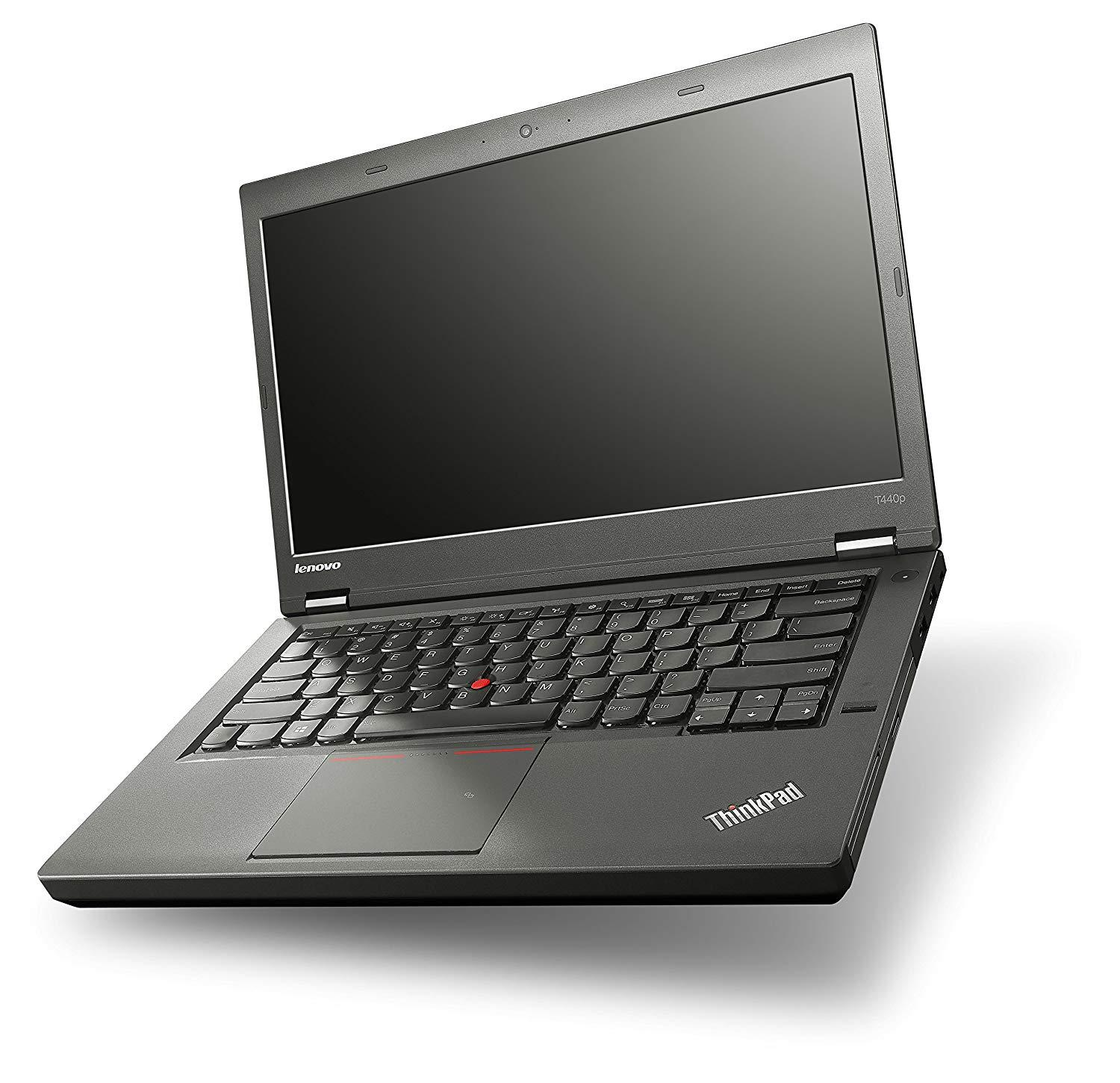 (Refurbished) Lenovo ThinkPad T440p High Performance Business Laptop - 14