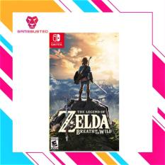 Nintendo Switch The Legend Of Zelda Breath Of Wild (U.S)