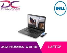 BRAND NEW DELL NOTEBOOK 3462-N33545SG-W10-Blk