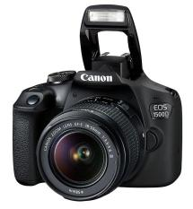 CANON EOS 1500D with EF-S 18-55MM F/3.5-5.6 IS II LENS ( warranty ) +EF50mm/1.8 STM