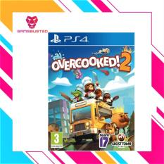 PS4 Overcooked 2 (R2)