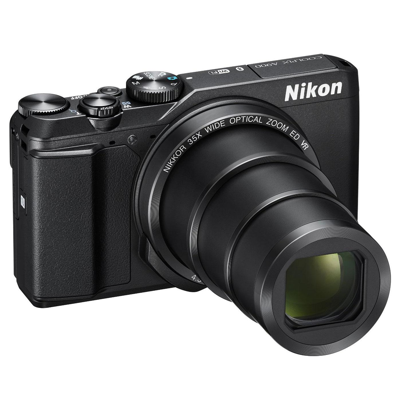 Nikon Coolpix A900 COMPACT WIFI DIGITAL CAMERA 20MP