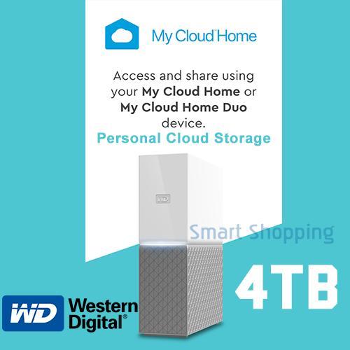 WD MyCloud Home 4TB My Cloud