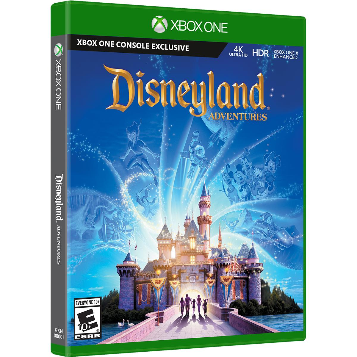 [Xbox GAMES] Disneyland Adventures