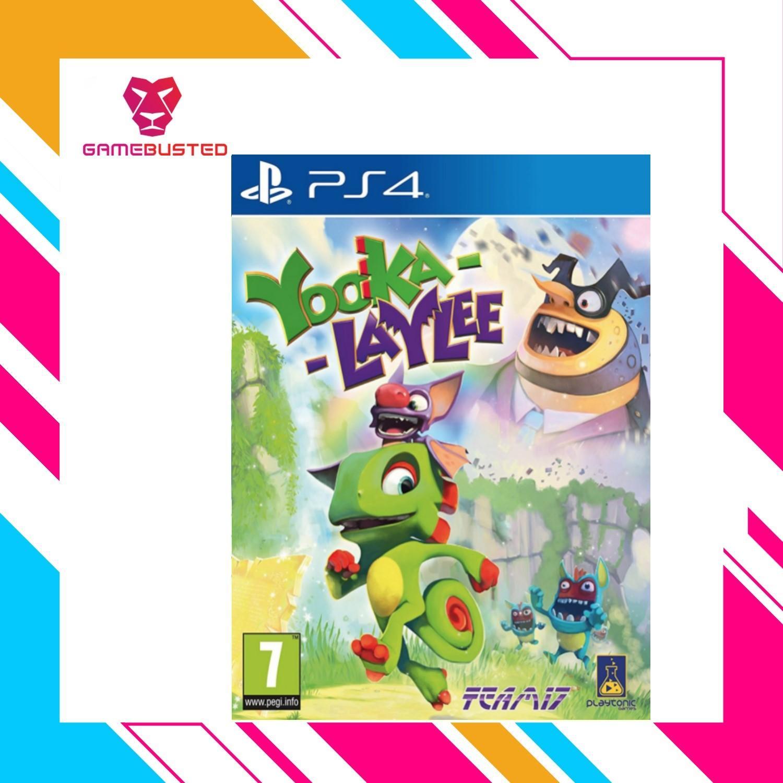 PS4 YOOKA-LAYLEE (R2)