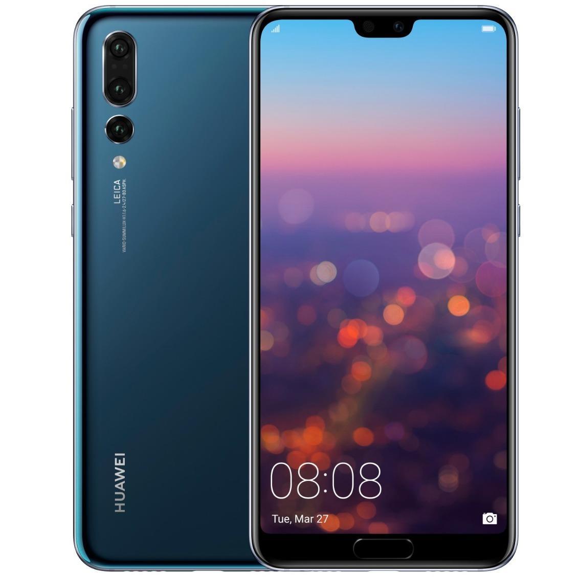Huawei P20 Pro (Free Marshall Major III BT Headphone worth $289)