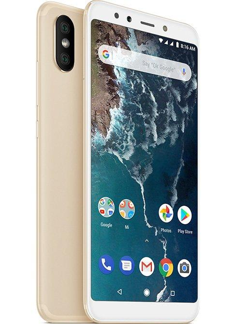 Xiaomi Mi A2 (Android One) 6GB-128GB / 4GB-64GB