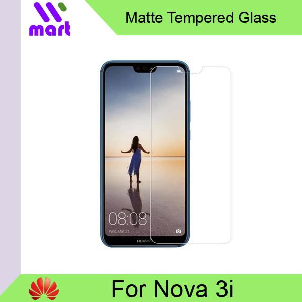Tempered Glass Screen Protector (Matte) For Huawei Nova 3i