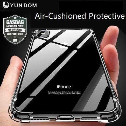 Iphone TPU Air-Cushioned Protective Case iPhone 7/8/7plus/8plus/X/Xs/Xr/Xs max