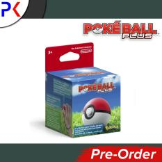 [Pre-Order] Pokeball Plus (Ships earliest 16 November)
