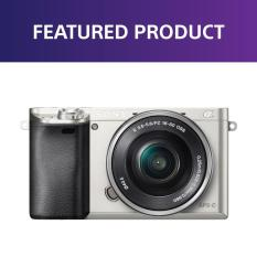Sony Singapore a6000 / ILCE-6000L E-mount Camera with APS-C Sensor + SELP1650 Lens Kit