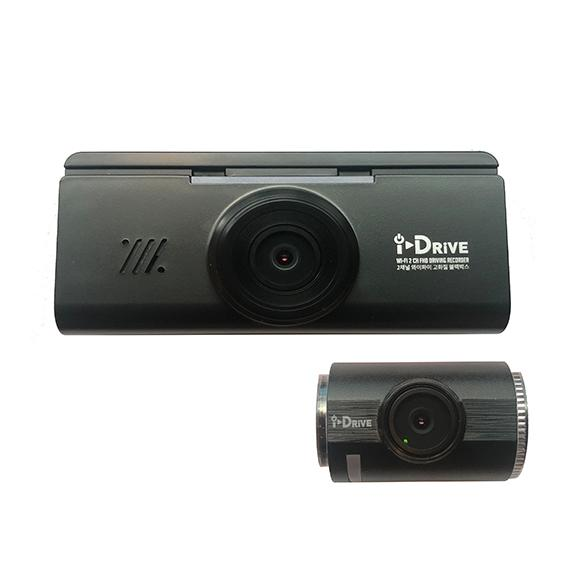 i-Drive i11 Dash Camera with Dual Channel Front and Rear Full HD 1080p